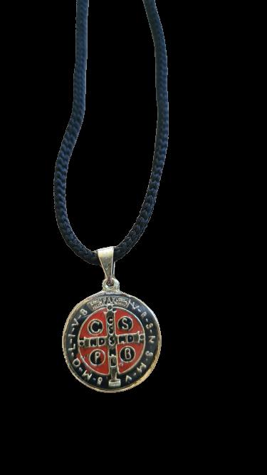 Cordão Medalha São Bento (Pequeno)