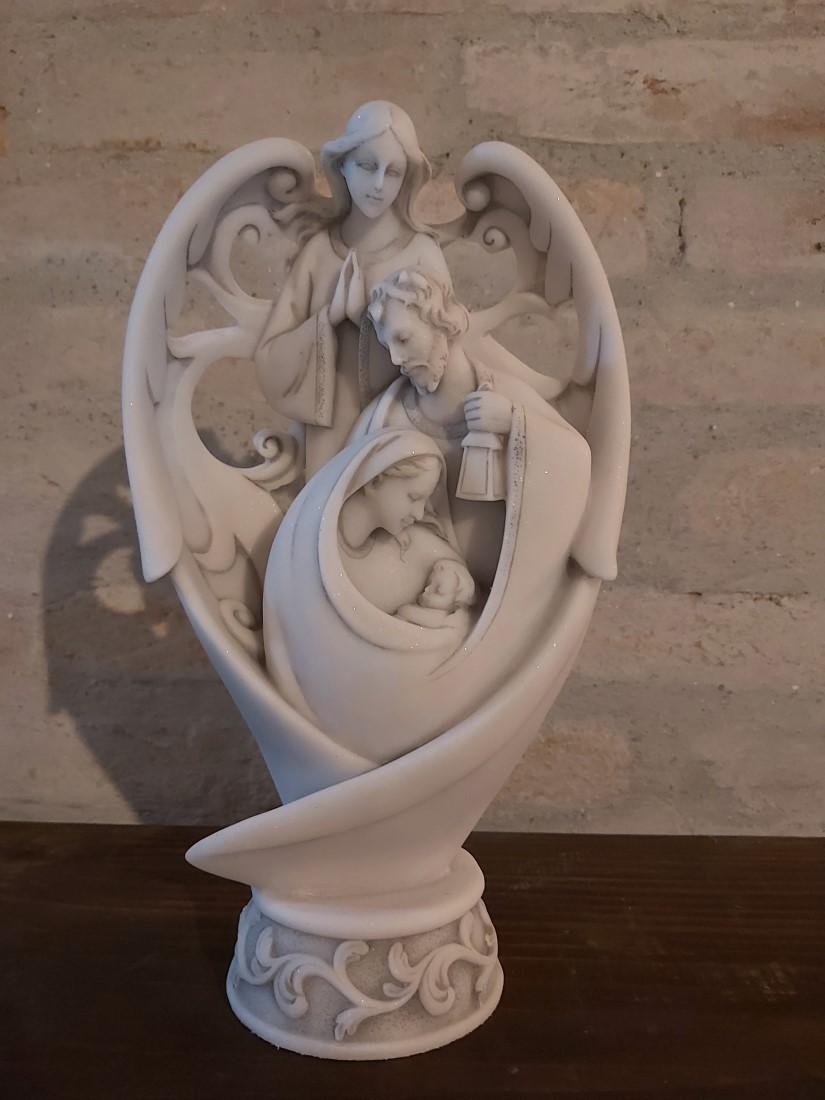 Presépio Sagrada Família - Mármore