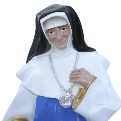 Santa Dulce dos Pobres em resina - 30cm