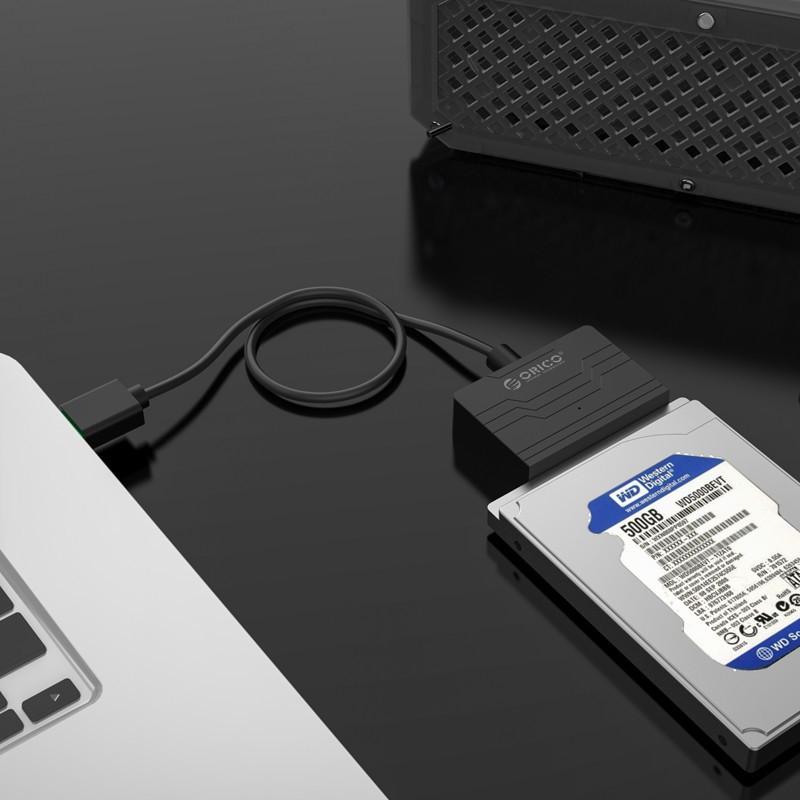 Adaptador USB 3.0 para HD / SSD SATA 2.5 - 27UTS