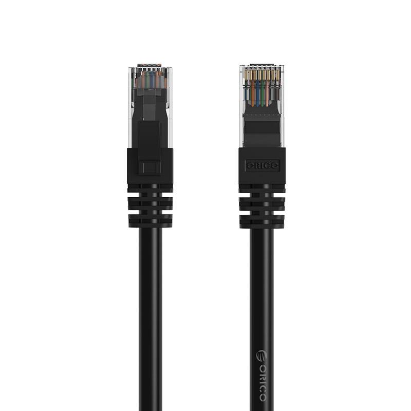 Cabo de Rede Ethernet 1000Mbps - CAT 6 - Blindado - 10 metros - PUG-C6-100