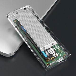 Case Externo para SSD NVMe M.2 Thunderbolt 3 - TCM2T3-G40