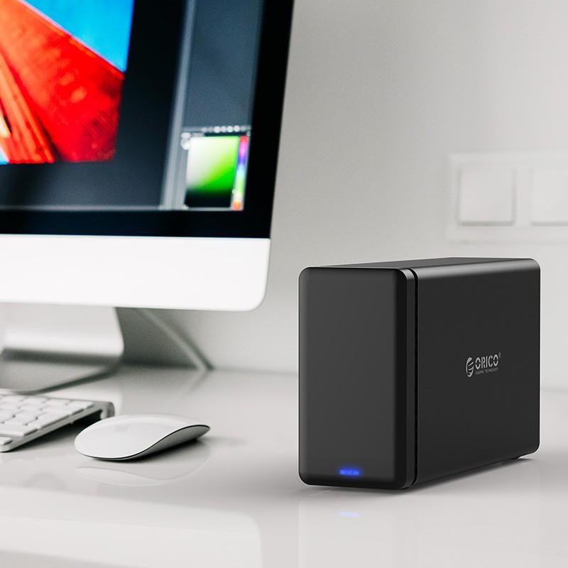 HD Storage 2 Baias - USB 3.0 - NS200-U3