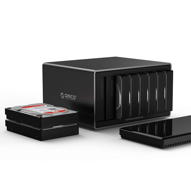 HD Storage - 8 Baias USB 3.0 - NS800U3