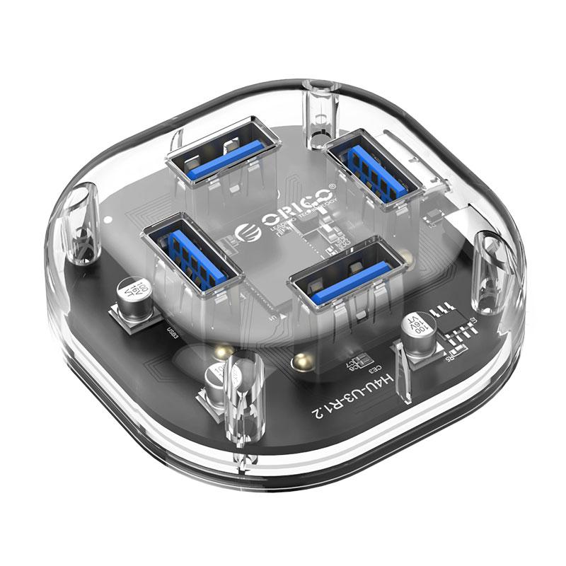 Hub 4 portas USB3.0 - H4U-U3