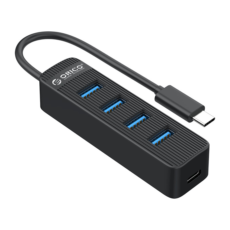 Hub USB 3.0 ? 4 Portas Type-C ? TWC3-4A