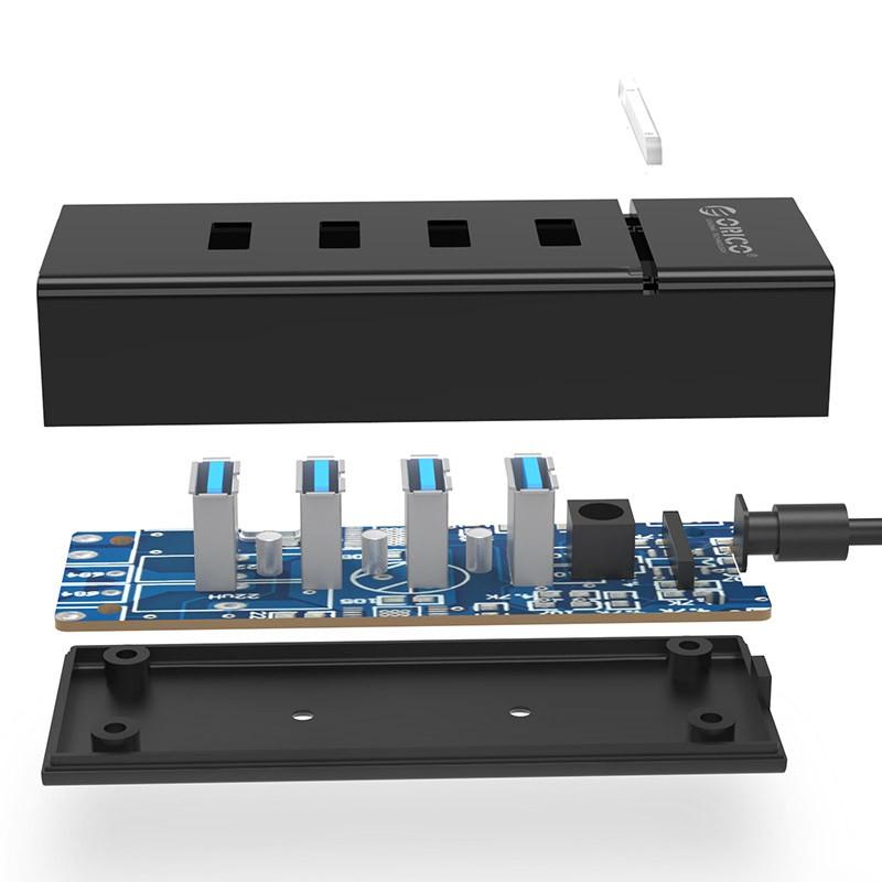Hub USB 3.0 - 4 Portas - W6PH4-U3-V1