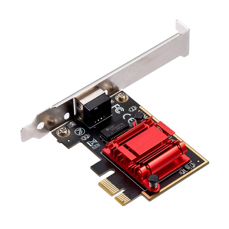 Placa de Rede RJ45 PCI-Express 2.5G - PTR-FU