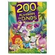 200 Atividades de Dinos