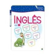 Aprenda em Casa - Escreva e Apague: Inglês V1