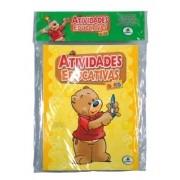 Atividades Educativas - Kit c/10 Und.