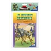 Dinossauros. Os gigantes da Terra - Kit c/10 Und.