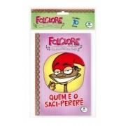 Folclore Em Contos e Cantos - Kit com 10 Und