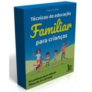 Técnica de Educação familiar para crianças