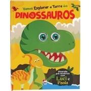 Vamos Explorar o Mundo dos Dinossauros