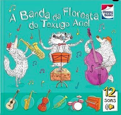 A BANDA DA FLORESTA DO TEXUGO ARIEL