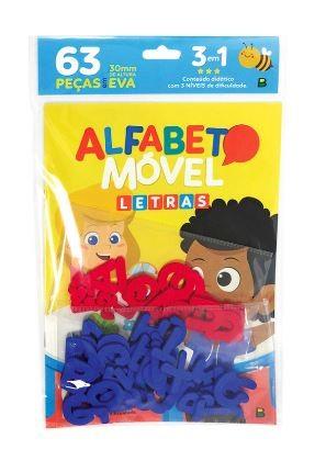 Alfabeto Móvel - Letras