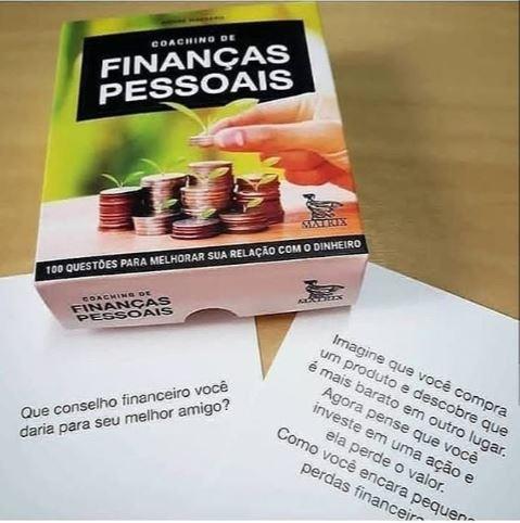 Coaching de Finanças Pessoais