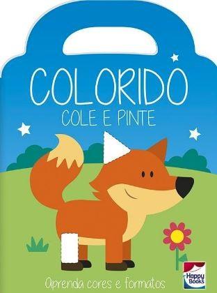 COLORIDO - COLE E PINTE