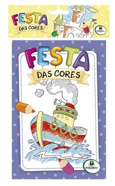 Festa das Cores (ECO) - Kit c/10 UND.