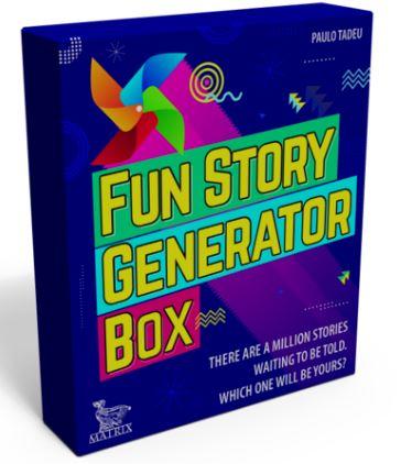 FUN STORY GENERATOR BOX