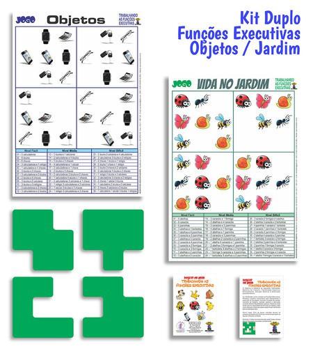 Funções Executivas - Duplo
