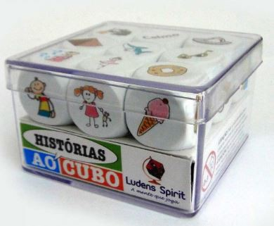 Histórias ao Cubo