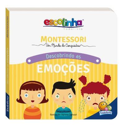 Montessori Meu Primeiro livro