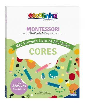 Montessori Meu Primeiro Livro de Atividades