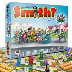 Onde esta o Sr. Smith?