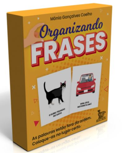 Organizando Frases