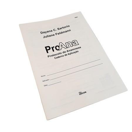 PROANA - Protocolo de Anamnese
