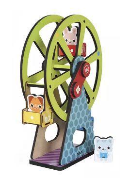 Roda Gigante Cores e Números