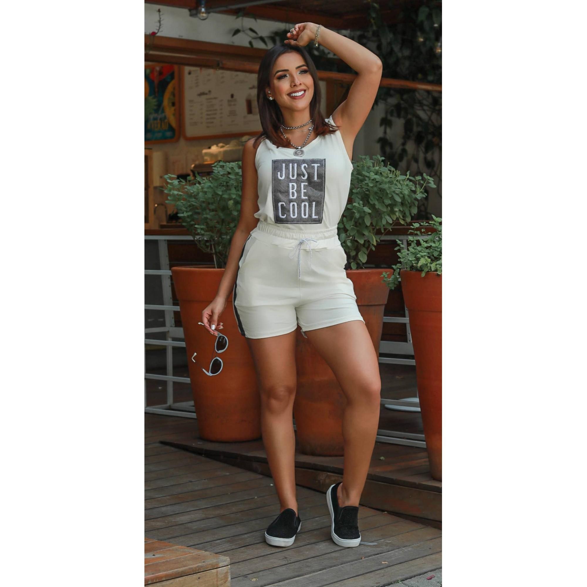 Conjunto de Shorts Just Cool