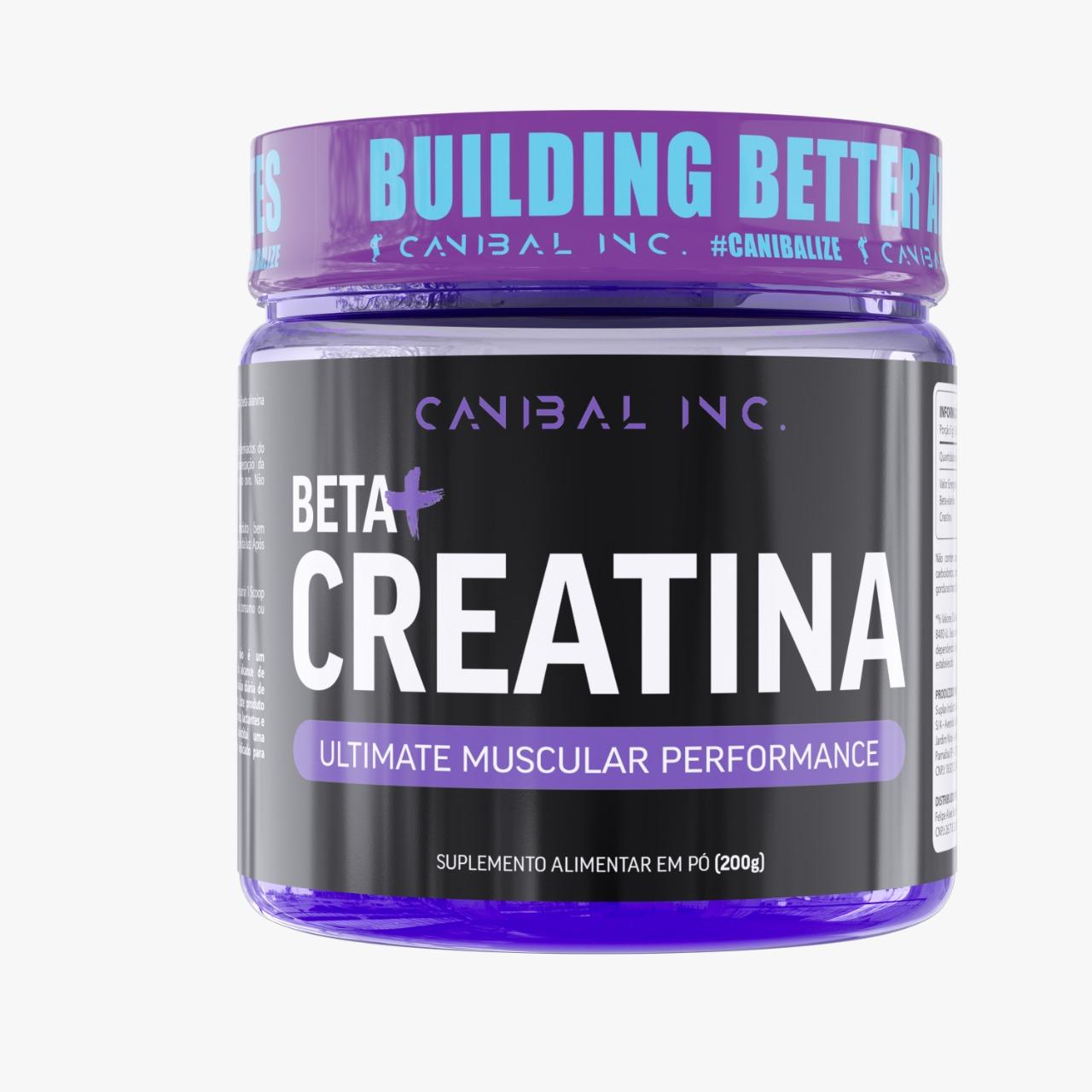 beta+ creatina 200g
