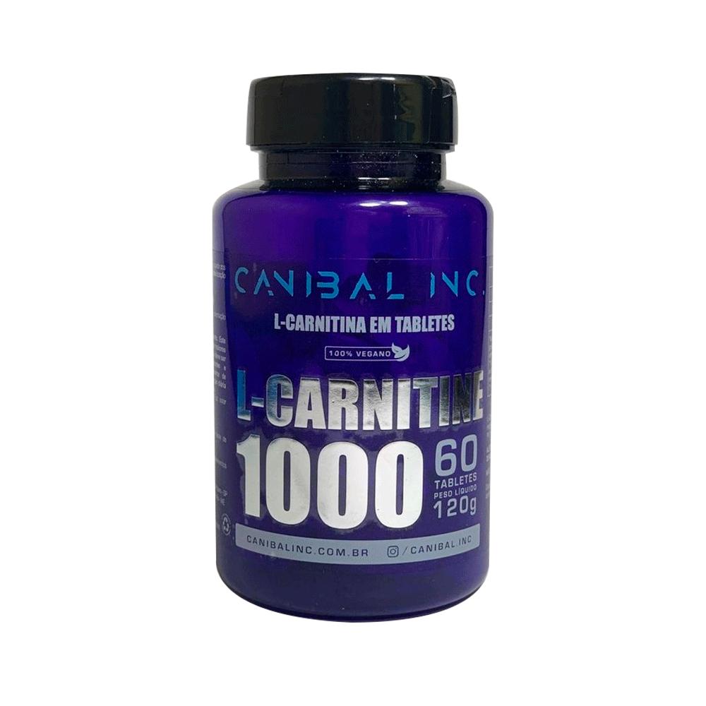 L-Carnitina - 60 Tabs