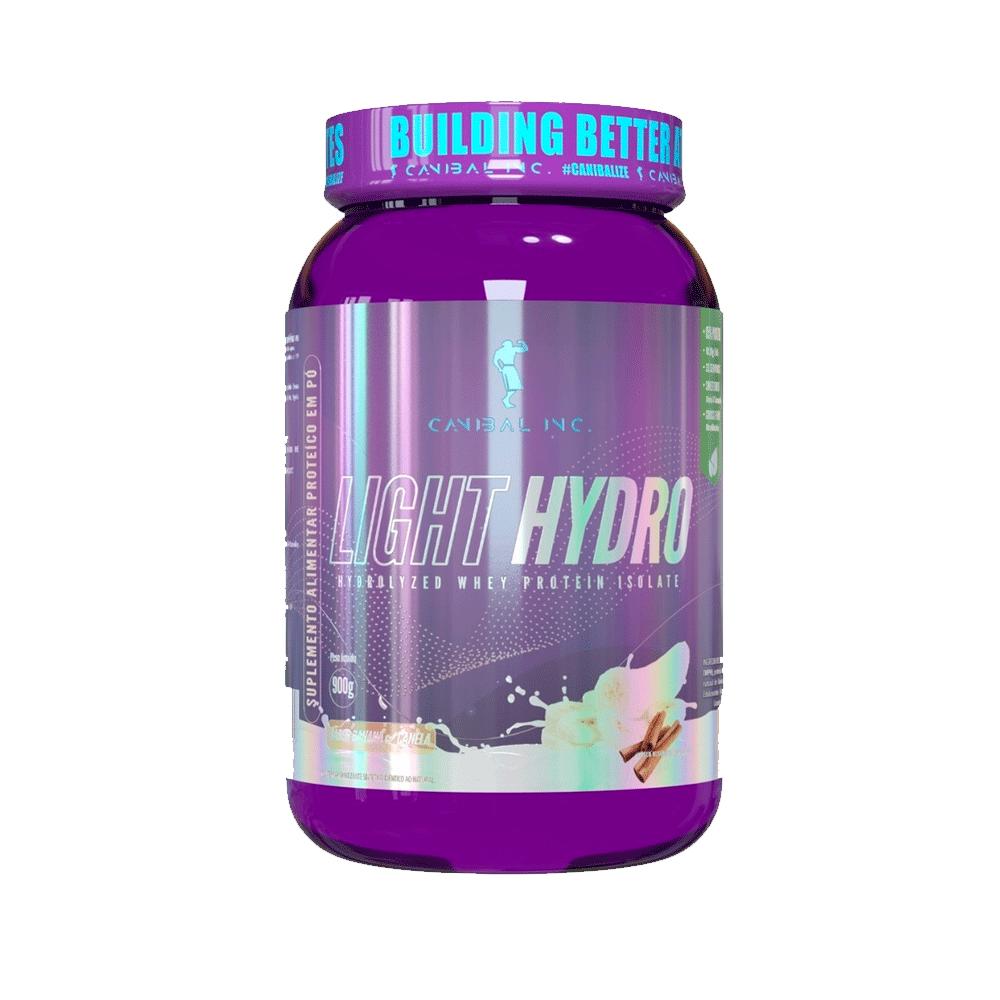 Light Hydro - Sabor Banana com Canela  900g