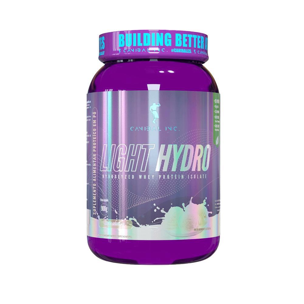 Light Hydro - Sabor Baunilha 900g