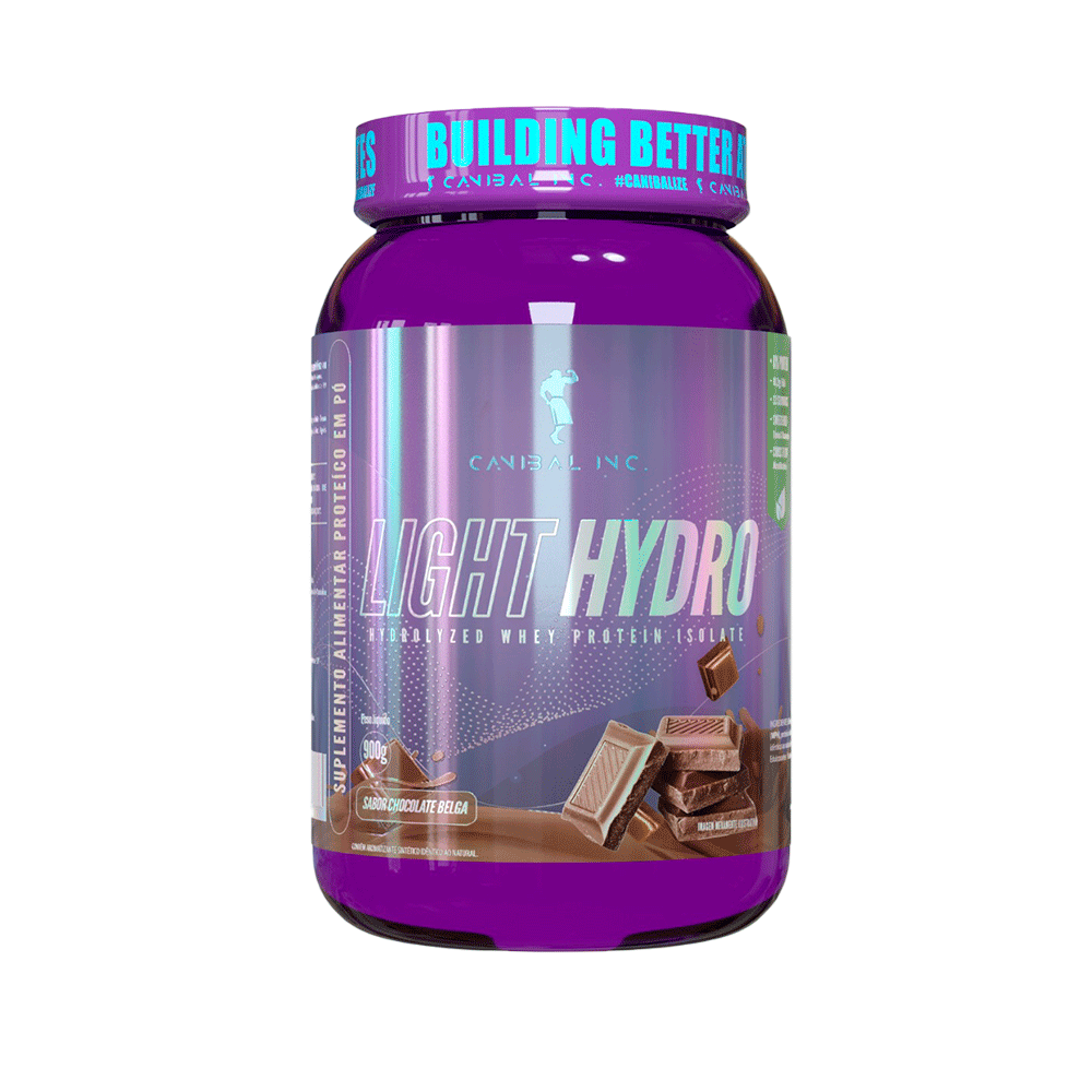 Light Hydro chocolate 900g