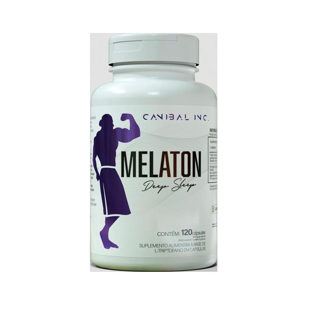 Melaton Deep Sleep - 120 Cáps