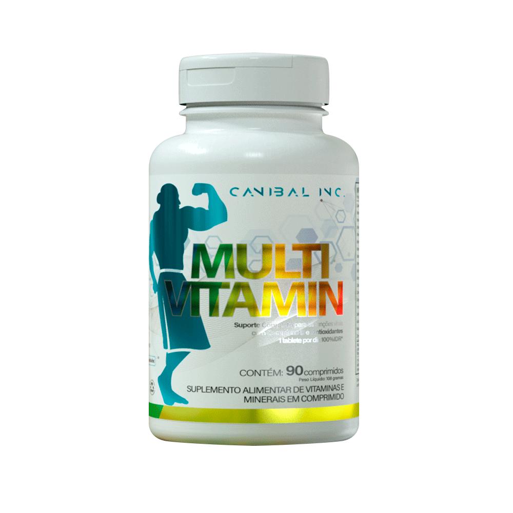 Multi Vitamin - 90 Tabs 100%