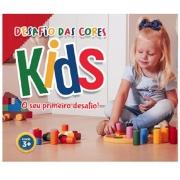 DESAFIO DAS CORES KIDS JOGO EDUCATIVO