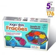 JOGO DAS FRAÇÕES - DESAFIO DO HEXÁGONO
