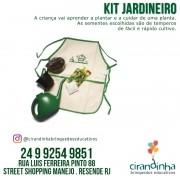 KIT JARDINEIRO