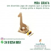 MIRA GIRAFA