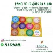 PAINEL DE FRAÇÕES DO ALUNO