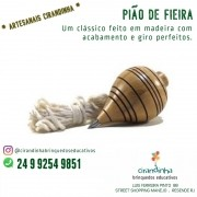 PIÃO DE FIEIRA