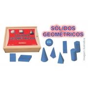 SÓLIDOS GEOMÉTRICOS