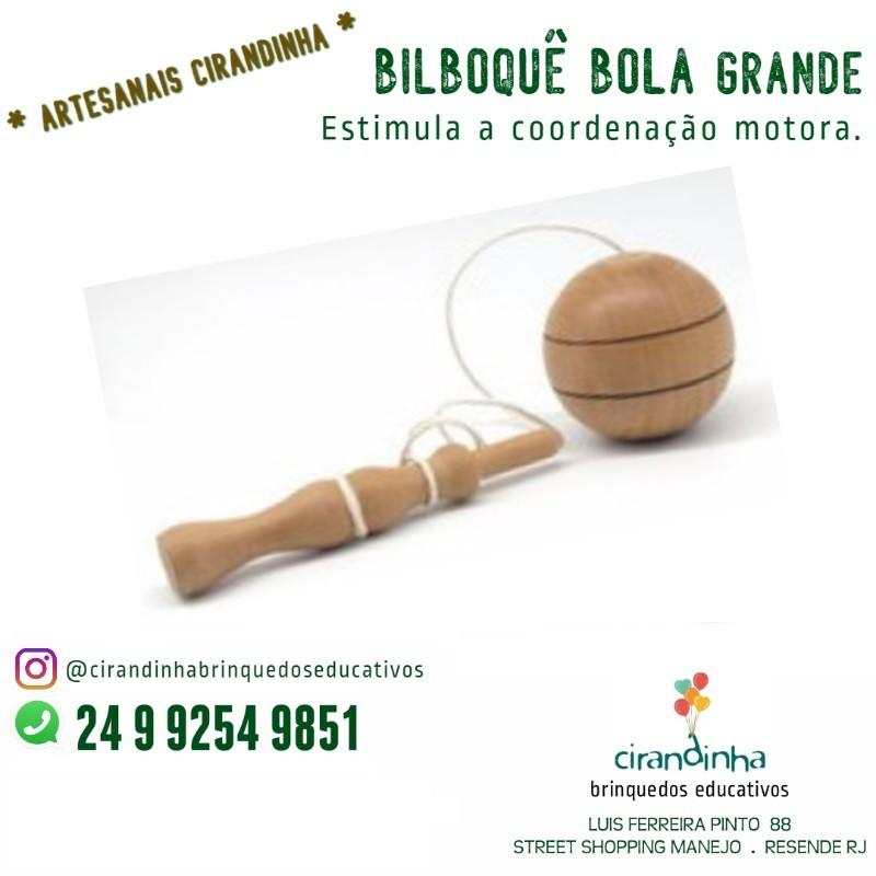 BILBOQUÊ BOLA G