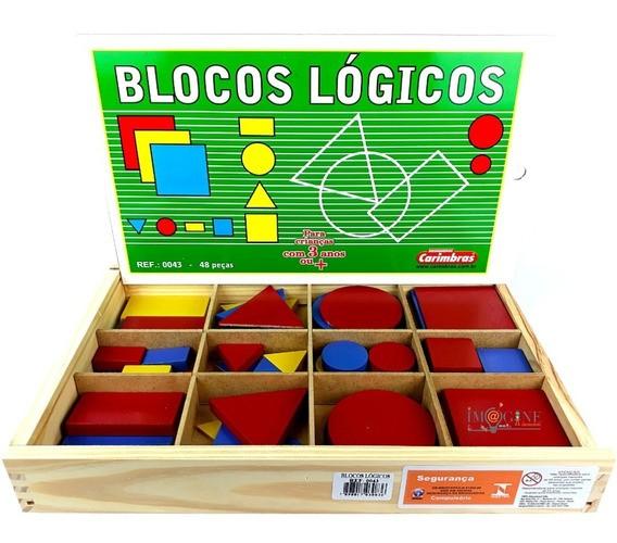 BLOCOS LÓGICOS